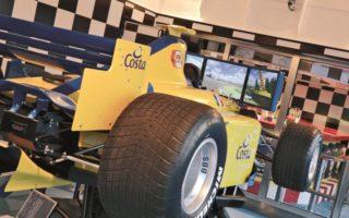 4.F1グランプリ レーシングシュミレーター